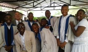 BBM Lecturer with Pastors